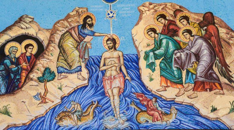 Catechesi Del Santo Padre Sul Battesimo Il Battesimo Ci